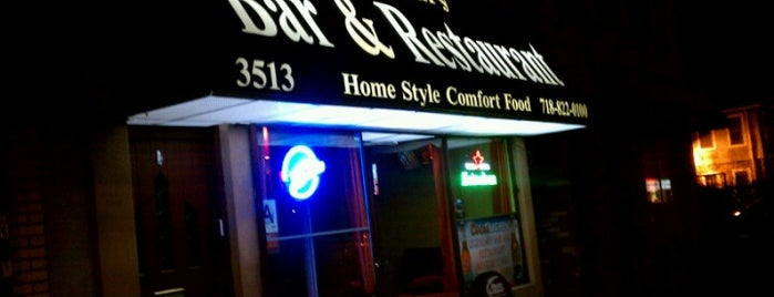 Legendary Bar and Restaurant is one of Bars in New York City to Watch NFL SUNDAY TICKET™.