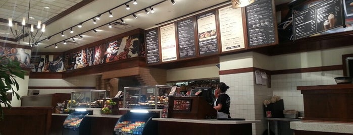 Corner Bakery Cafe is one of DFW -More Great Food.