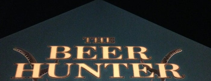 The Beer Hunter is one of Places I've been or go to..