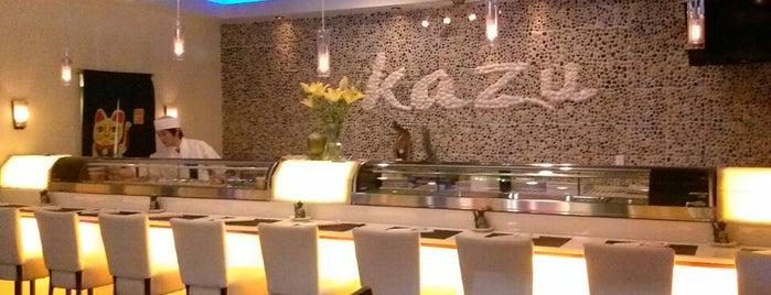 kazu Japanese Restaurant is one of The 15 Best Japanese Restaurants in Jacksonville.