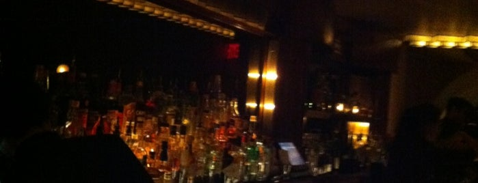 Flatiron Lounge is one of Date Spots.