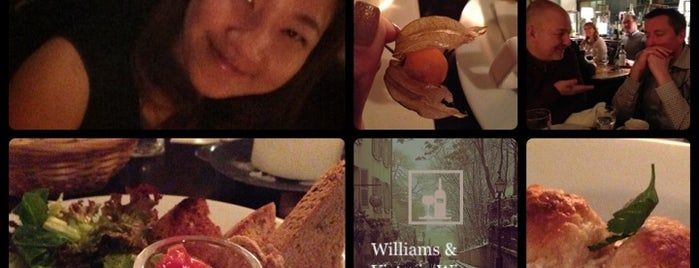 William & Victoria is one of Guide to Harrogate's best spots.