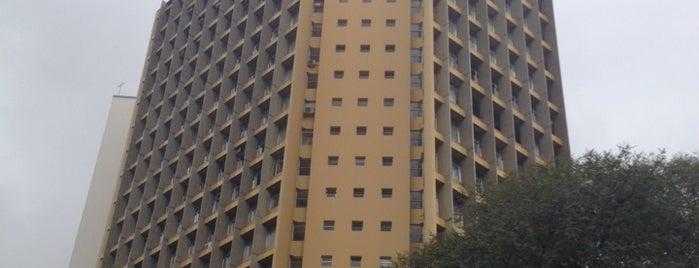 Edifício Praça da Bandeira (Edifício Joelma) is one of A fazer em SP.