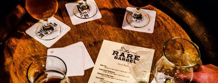 The Rare Barrel is one of Oakland/Berkeley To-Do.