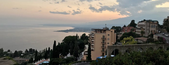 Belvedere (panoramic view) is one of South Italy.