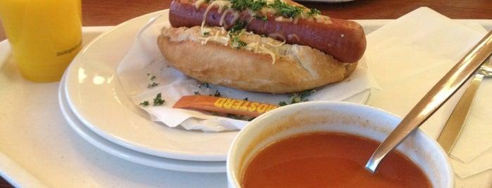 Restaurant / Mensa Lipsius is one of Campus Cafés & Restaurants.