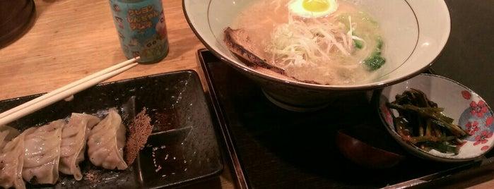 미하마야라멘  / Mihama-ya Ramen is one of Itaewon food.