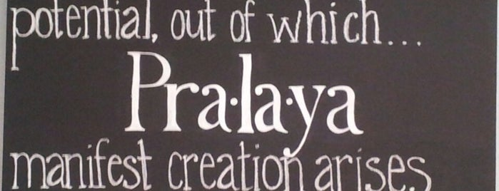 Pralaya Yoga is one of Yoga.