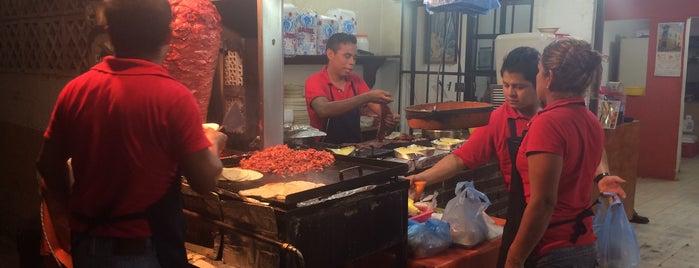 "Carne asada ""cassy"" tacos grill is one of MaYoR."