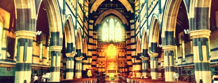 St. Paul's Cathedral is one of Open House Melbourne.