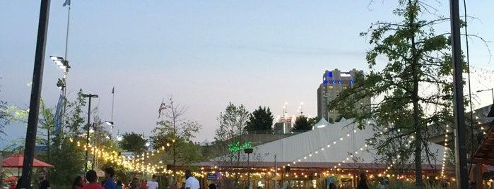 Blue Cross RiverRink Summerfest is one of Flip, Flip, Flipadelphia!.