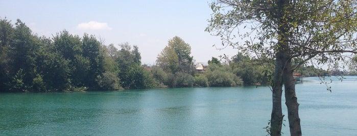 Titreyengöl is one of Antalya-Mavangat-Alanya Gezilerim.