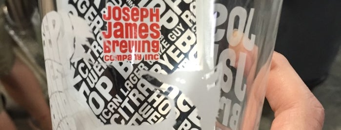 Joseph James Brewery is one of Breweries.