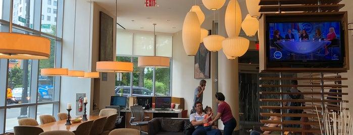 Hilton Garden Inn New York Long Island City Manhattan View Is One Of The 13