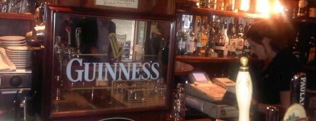 JJ Murphy's Irish Bar is one of The 13 Best Places for Guinness in Prague.