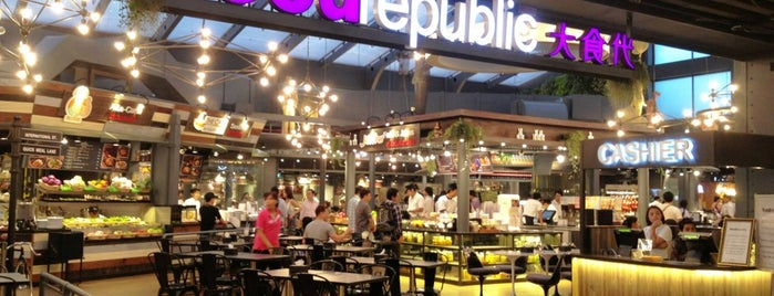 Food Republic is one of Food 1.