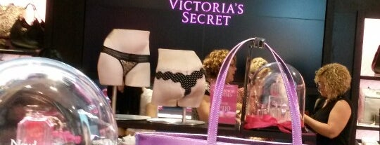 Victoria's Secret is one of Gurney Paragon.