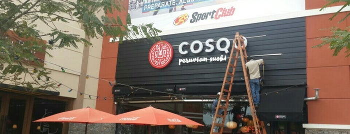 Cosqo is one of Club Hope - Gastronomía.