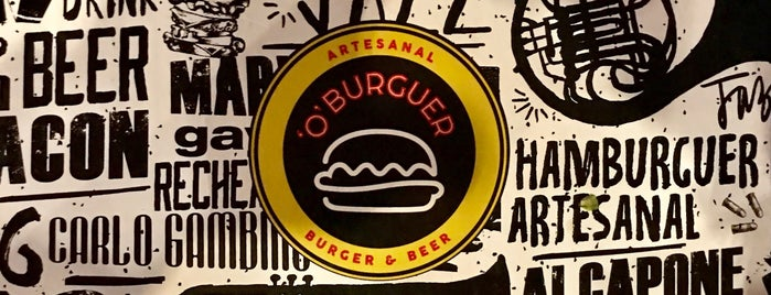 'O' Burguer is one of CH to do list.