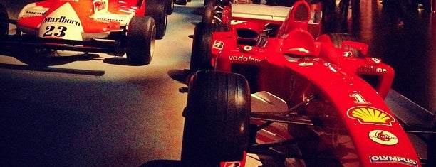 Museo Nazionale dell'Automobile is one of #4sqCities #Torino - 80 Tips for travellers!.
