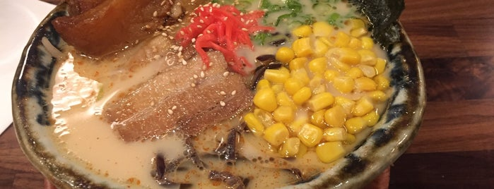 Marufuku Ramen is one of SF Eats (To Try).