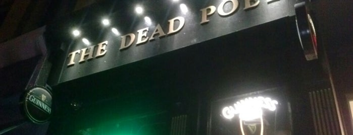The Dead Poet is one of The 15 Best Places for Cocktails in the Upper West Side, New York.