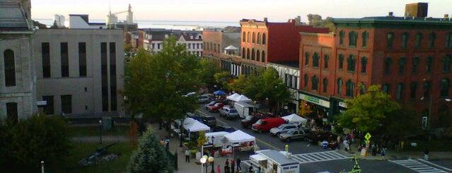 Oswego Farmers Market is one of Best places in Oswego, NY.
