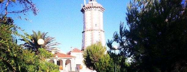 Farol da Guia is one of Faros.