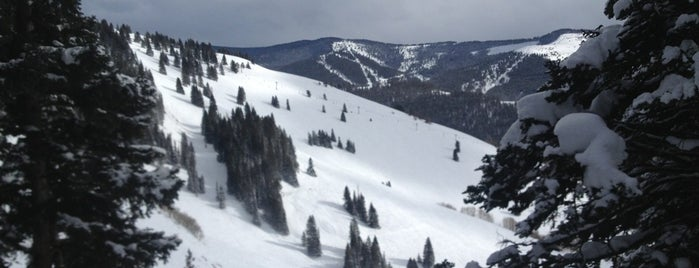 Vail Mountain is one of Colorado.