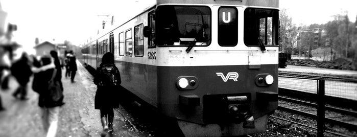 VR U-juna / U Train is one of SÄILIÖ.