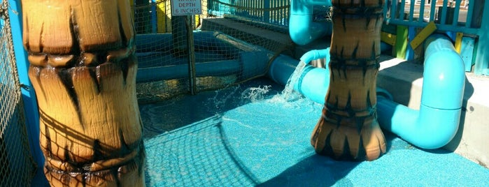 Thundering Surf Water Park is one of Kid Stuff.