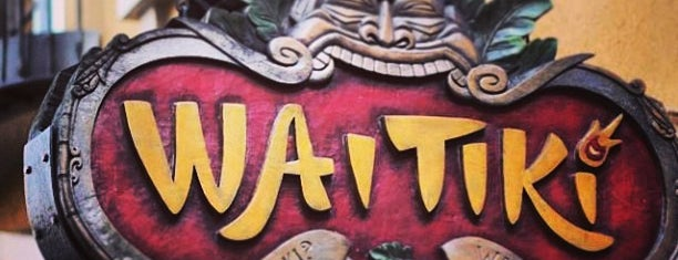 WaiTiki Retro Tiki Lounge is one of Dining in Orlando, Florida.