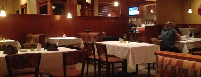 Minneci's Ristorante is one of Food Worth Stopping For.