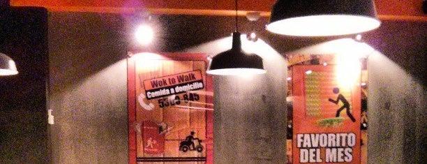 Wok to Walk is one of Restaurantes visitados.