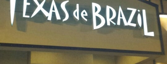 Texas de Brazil is one of Yeme içme.