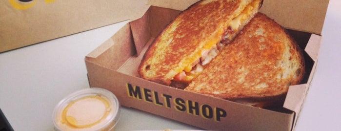 Melt Shop is one of Jury Duty.
