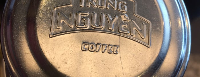 Trung Nguyen Coffee is one of Cafes and Tea Rooms.