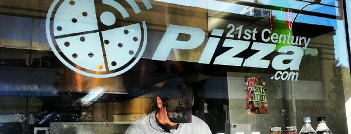21st Century Pizza is one of Top picks for Pizza Places.