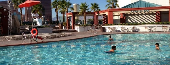 LVH Pool & Cabanas is one of Top 10 places to try this season.