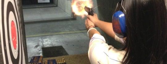 Jackson Arms Shooting Range is one of San Francisco.