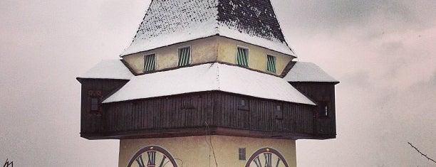 Schloßberg is one of Avusturya.