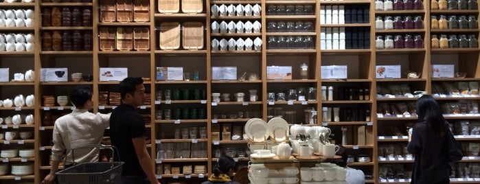 MUJI Hollywood is one of SoCal Shops, Art, Attractions.