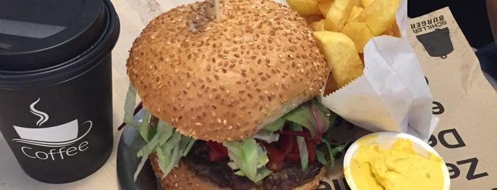 Schiller Burger is one of Berlins Best Burger.
