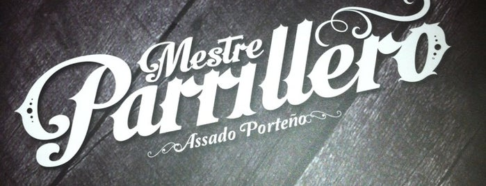 Mestre Parrillero is one of Favoritos - Comidas & Lanches.