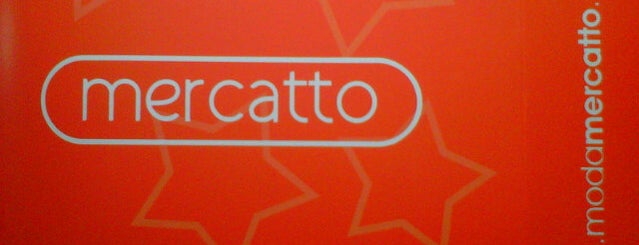 Mercatto is one of BarraShopping.
