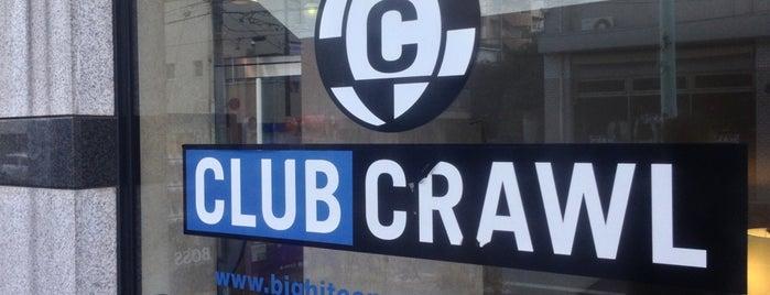 渋谷CLUB CRAWL is one of Spielplatz.