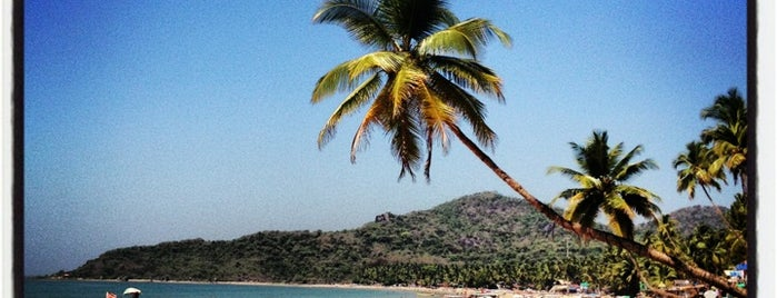 Palolem Beach is one of India places to visit.