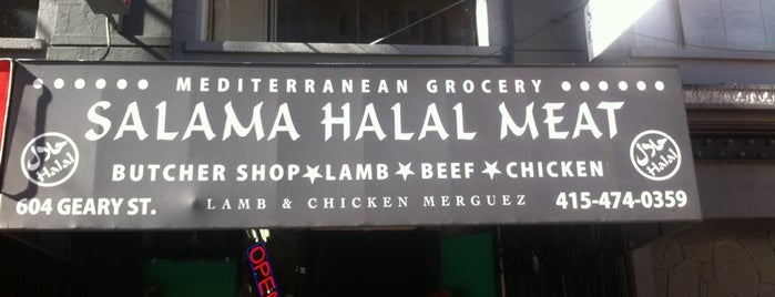 Salamah Halal Meat is one of My favorites for Food & Drink Shops.