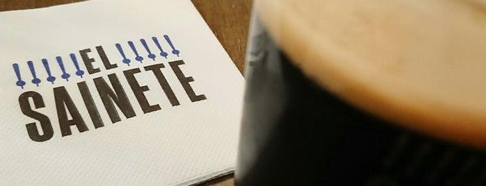 El Sainete is one of Restaurantes por descubrir.