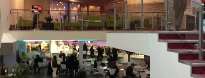 Warwick Arts Centre Cafe is one of Coventry.